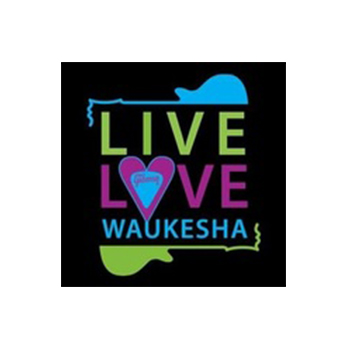 Live Love Waukesha Logo