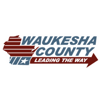 Waukesha County Leading the Way logo