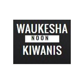 Waukesha Noon Kiwanis logo